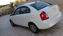 Gasoline Fuel/Power   Hyundai Accent 2009