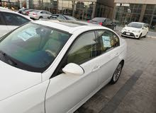 Used condition BMW 320 2008 with +200,000 km mileage
