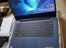لاب توب Lenovo i5 الجيل الثامن شبه جديد للبيع