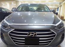 Hyundai Elantra 2018 in Cairo - New