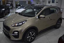 0 km mileage Kia Sportage for sale