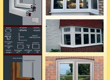 Doors & windows UPVC