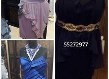 ملابس بناتية جاهزه من امريكا وتركيا القطعه 25 دينار