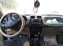 نيسان تيرانو 2 موديل 2000 بحالة جيدة للبيع او للبدل