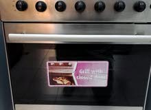 Meireles gas oven 4 hobs (good as new)
