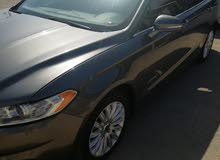 Grey Ford Fusion 2013 for sale