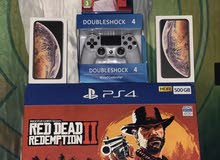Playstation 4 available in New condition for sale