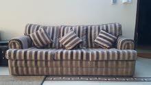 3 seater sofa make dexel heritage 3 nos