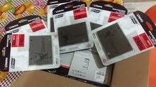 SSD 240GB KINGSTON AND ADATA .... (اس اس دي) هاردسك داخلي
