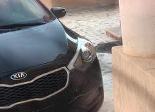 Automatic Black Kia 2015 for sale