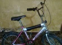 دراجة هوائية جنط 16 بحالة جيدة