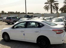 White Nissan Sentra 2019 for sale