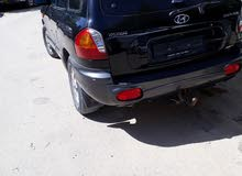 Gasoline Fuel/Power   Hyundai Santa Fe 2004