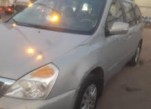 للبيع سيارة كيا كرنفال موديل 2012