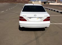 km mileage Lexus LS for sale