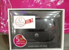هواوي راوتر E5330 واي فاي محمول 3G
