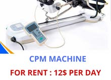 CPM MACHINE /knee CPM