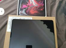 Ipad pro 12.9 inch wifi cellular 512gb space gray وارد دبي للبيع