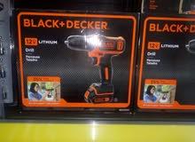 درل شحن ( BLACK&DECKER)