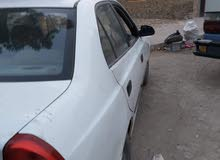 Automatic White Hyundai 2001 for sale