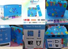 Andriod tv box H96 mini 6K