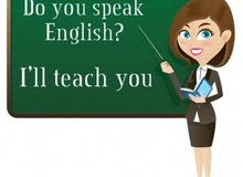 English teacher and babysitter