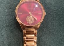 Anne Klein (gold automatic) watch
