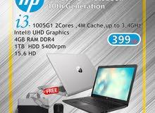 HP i3 - 250 G7 Notebook افضل الاجهزة بأفضل الاسعار