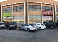محلات مجهزة للإيجار ، طريق عثمان بن عفان ، مخرج 7