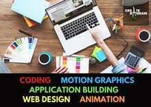 Design Classes (Web, Graphic, Animation, Coding)