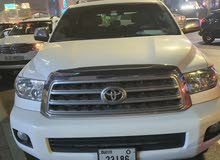 Toyota Sequoia   2013 limited 4x4 leather Set fully automatic