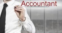 رئيس حسابات - محاسب مالي ( لجميع الشركات والمحلات - تجارية - خدمية - صناعية )
