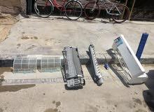 صيانة ونصب وغسل جميع اجهزة التبريد كادر هندسي مختص