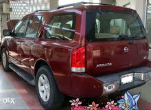 Nissan Armada 2006 for Urgent Sale Expat leaving Bahrain