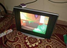 تلفزيون سامسونج عادي مع الرسيفر بحاله ممتازه للبيع