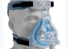 جهاز تنفس مع مرطب مياه
