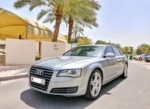 Audi A8, Full Option 2014 Model For Sale