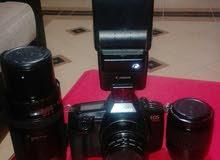كاميرا كانون لهواة التحف القديمة
