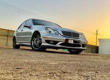 Mercedes-benz C32 ///AMG