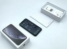 iPhone XR Black  2Sim 128GB Full box 1650
