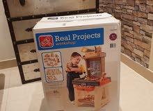 مجموعة للأطفال ورشة عمل Real project