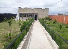 منزل به حديقة ذو مساحة 1000m مربع