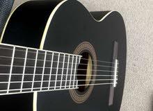جيتار اريا ( اسود ) Guitar + حقيبه