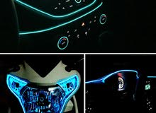 Flexible Neon Light Glow Wire LED Neon Lights for cars,Shoes,Clothing, Decoration, waterproof
