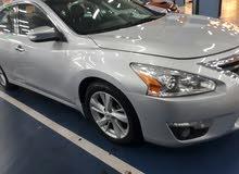 Gasoline Fuel/Power   Nissan Altima 2014