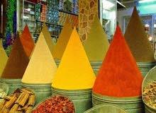 بهرات فيجتار توابل كشري جميع المشروبات الاعشاب تمر سوبيا عمان بهرات المشويات