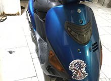 Used Suzuki motorbike in Basra