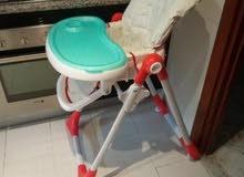une chaise haute Materna 2018