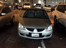 km Mitsubishi Lancer 2005 for sale