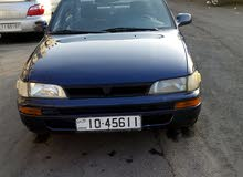 Blue Toyota Corolla 1997 for sale
